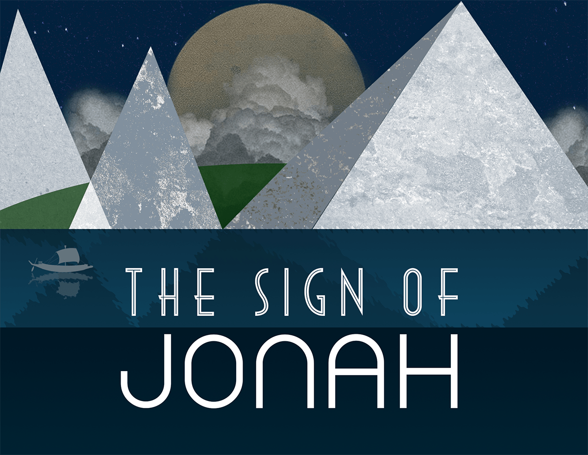 View all sermons in The Sign of Jonah
