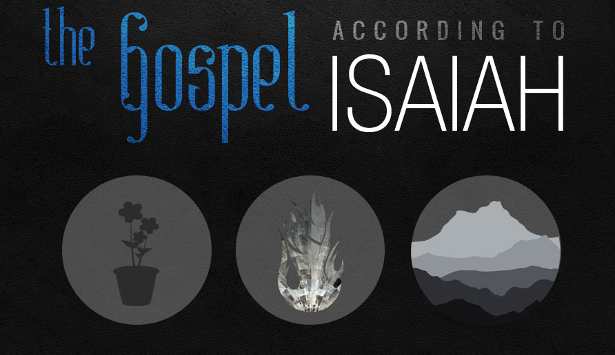 View all sermons in Isaiah