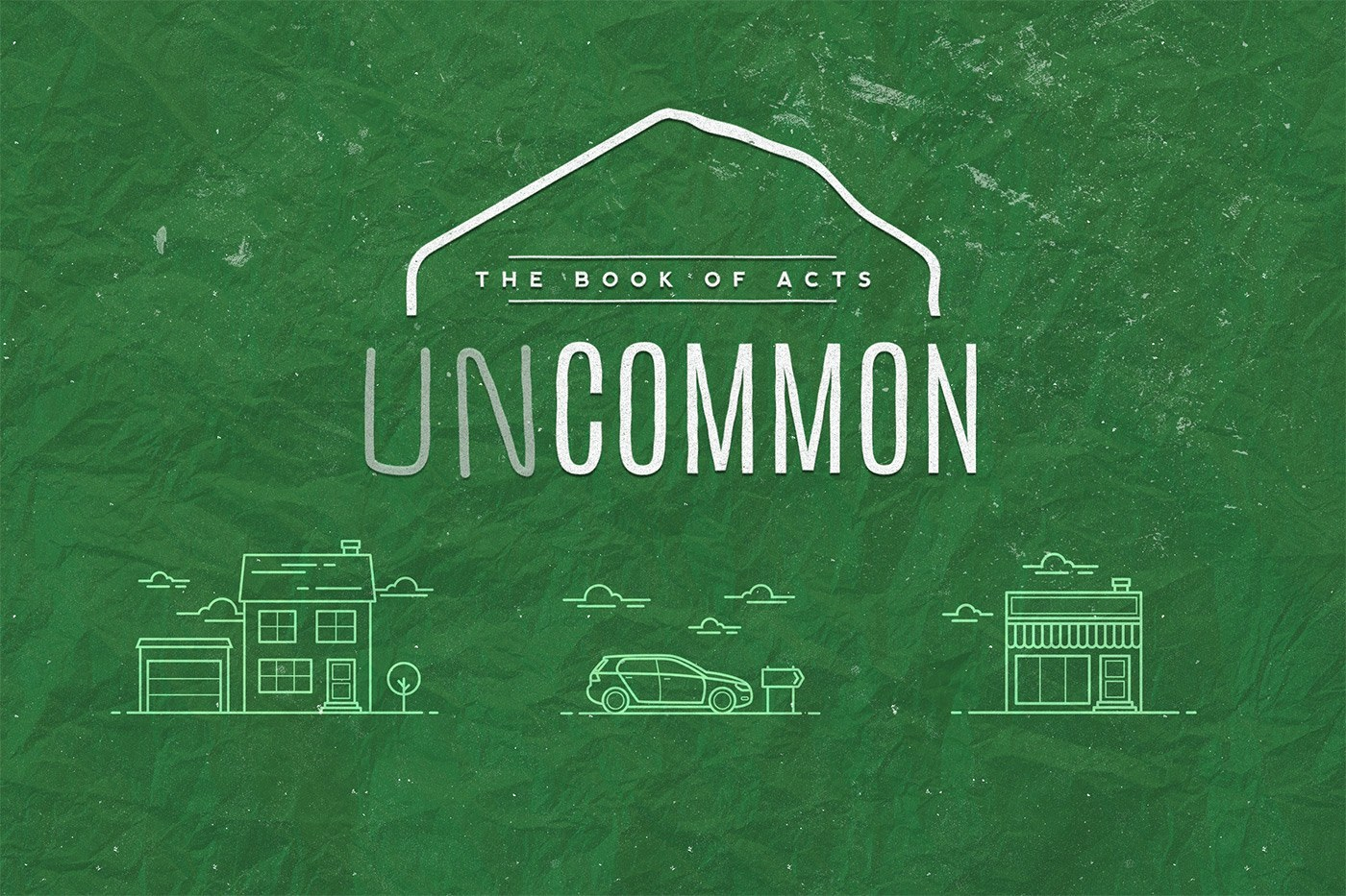 View all sermons in Uncommon