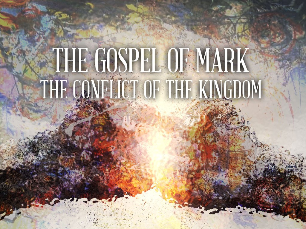 View all sermons in Mark: The Conflict of the Kingdom