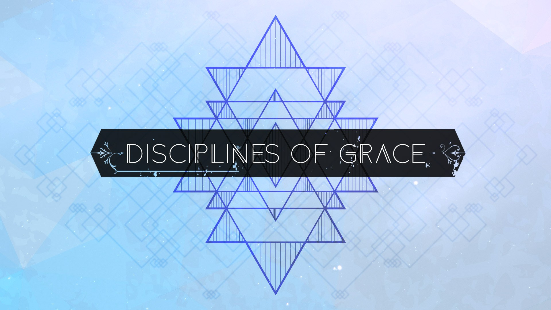 Resources for Disciplines of Grace